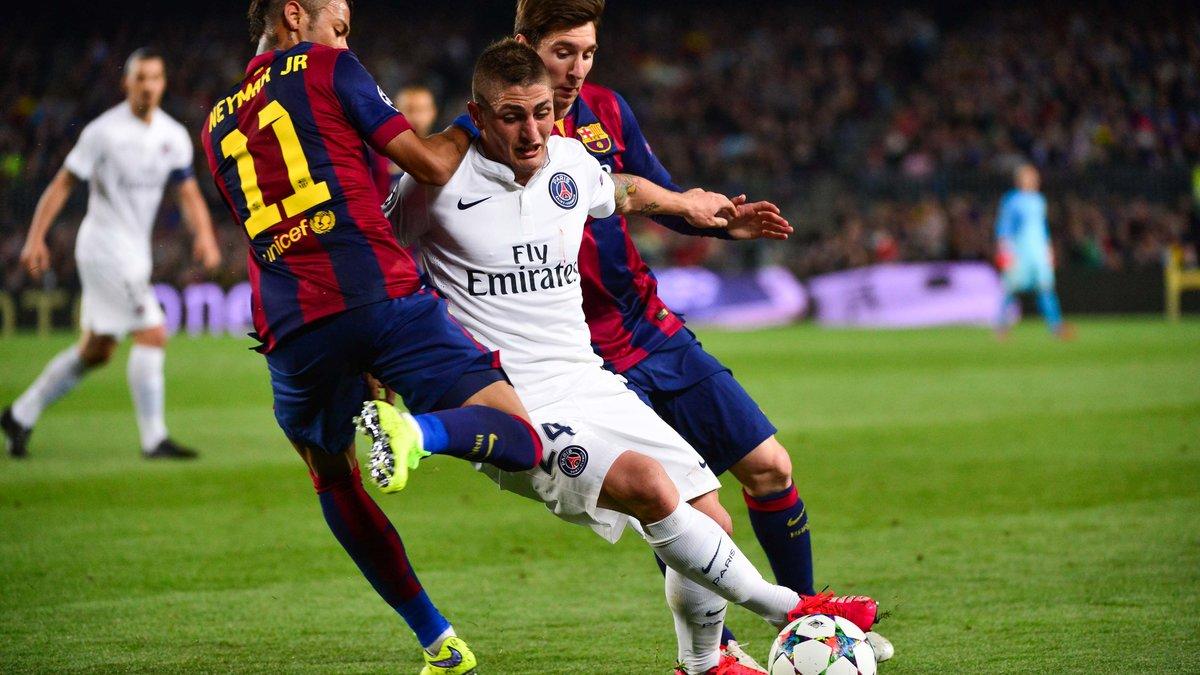 PSG : Verratti, preuve de la venue de Neymar