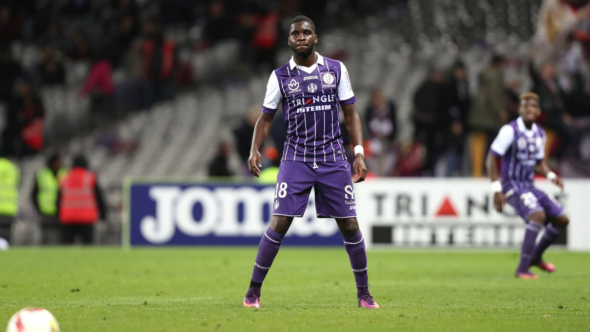 Le TFC se débarrasse d'Odsonne Edouard, un autre joueur licencié — Toulouse