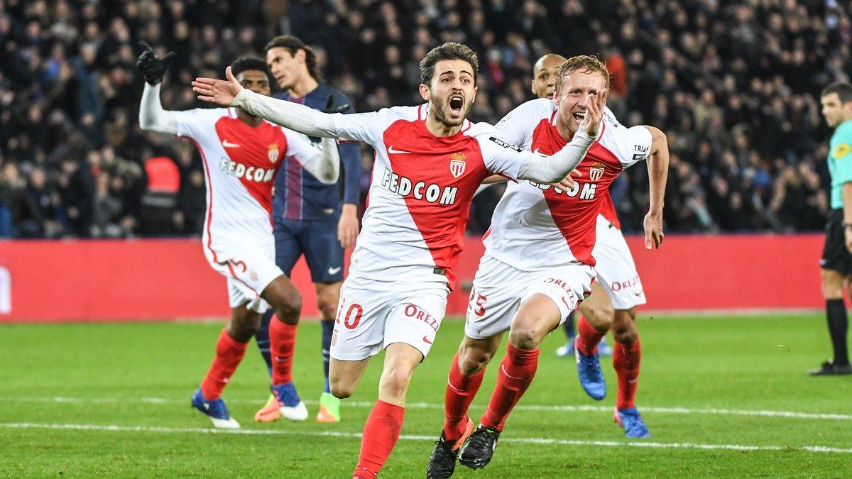 Ligue des Champions : Après le PSG, Monaco a tout pour réaliser un nouvel exploit