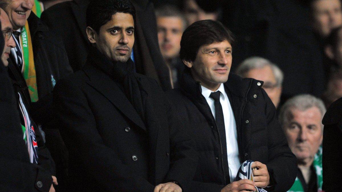 Leonardo supplie Al-Khelaïfi de lui faire une place — PSG