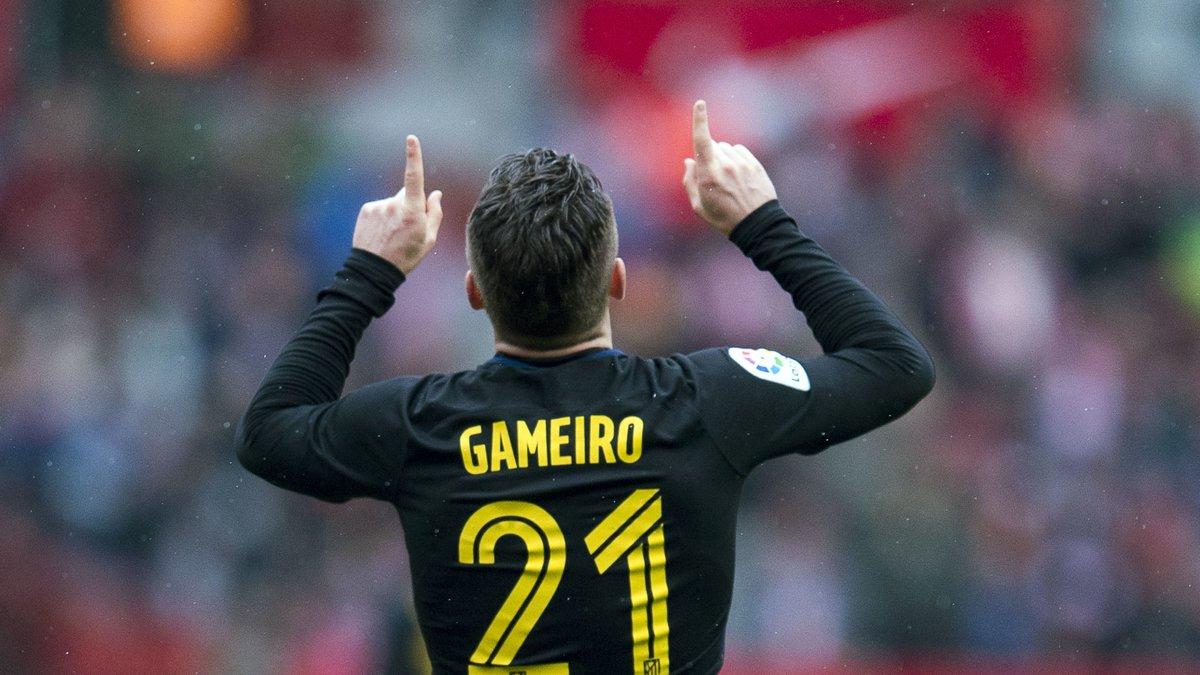 Prêt à tout pour Lacazette, l'Atlético sacrifie Gameiro — Mercato