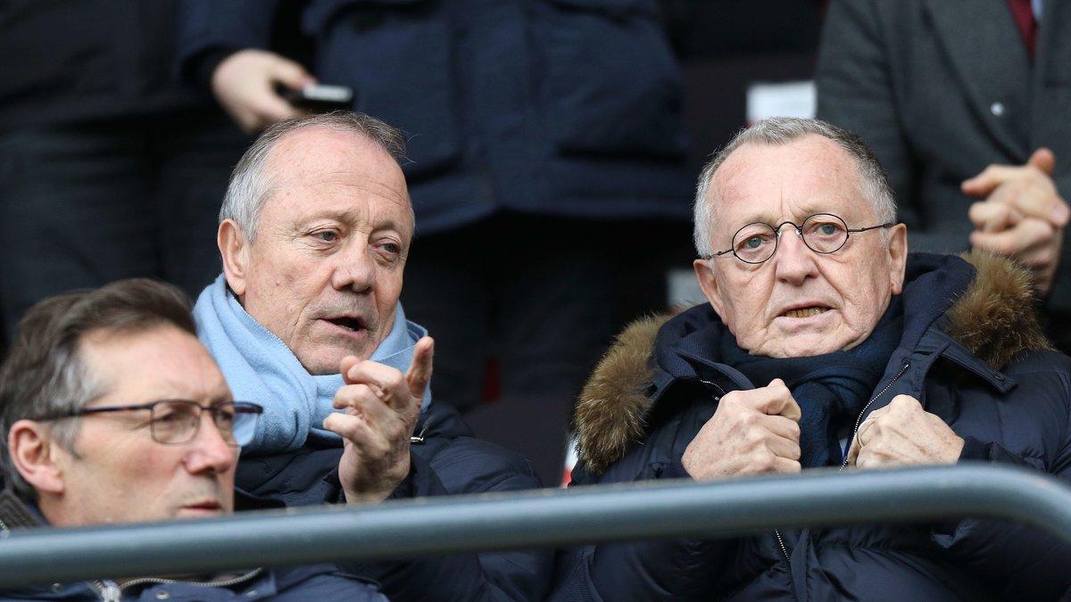Après avoir allumé le club de Dijon, Jean-Michel Aulas s'excuse — Lyon