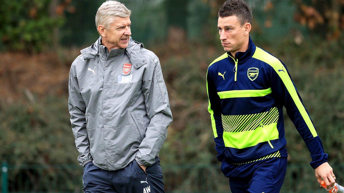 Koscielny exclut tout retour en Ligue 1 — Arsenal