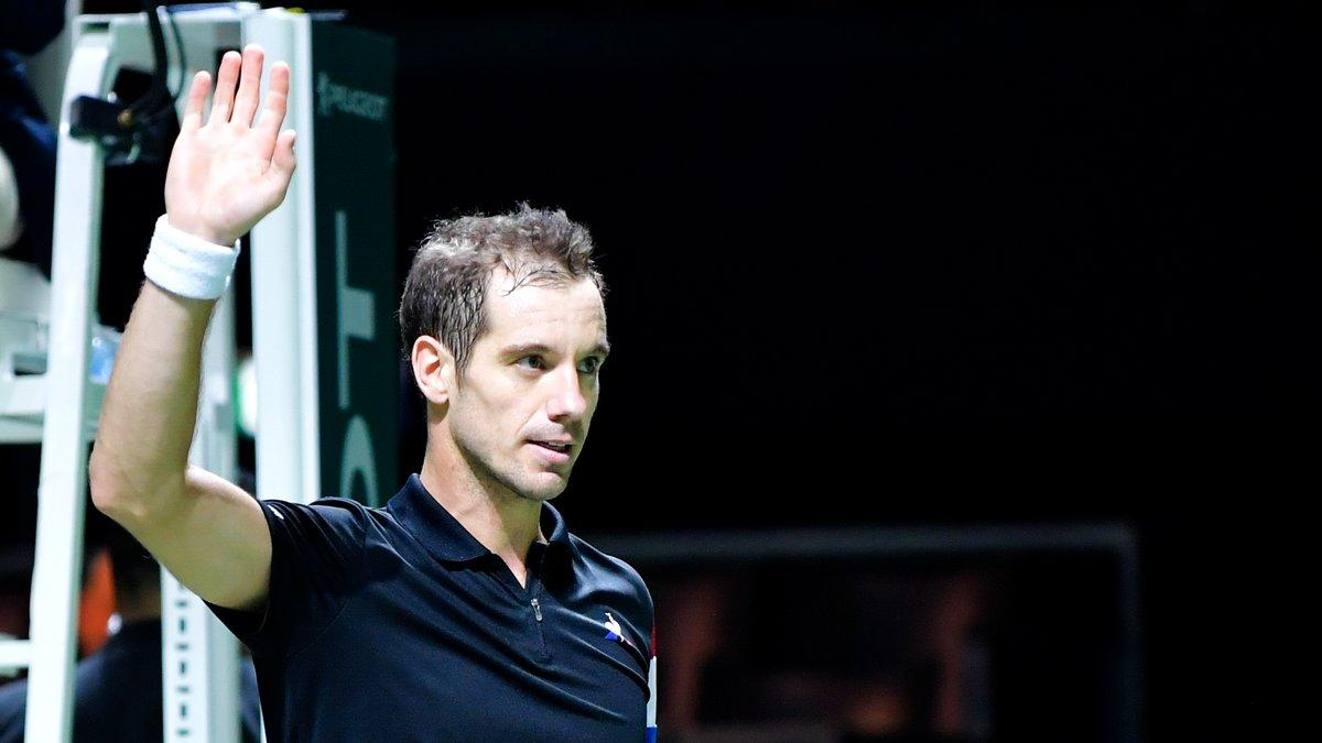 Noah sélectionne Simon, Pouille, Mahut et Herbert, Monfils remplaçant — Coupe Davis