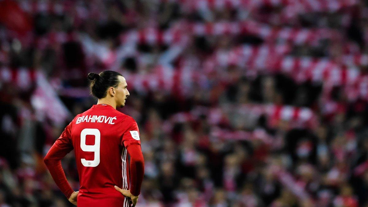 MU : Mourinho confirme pour Zlatan Ibrahimovic