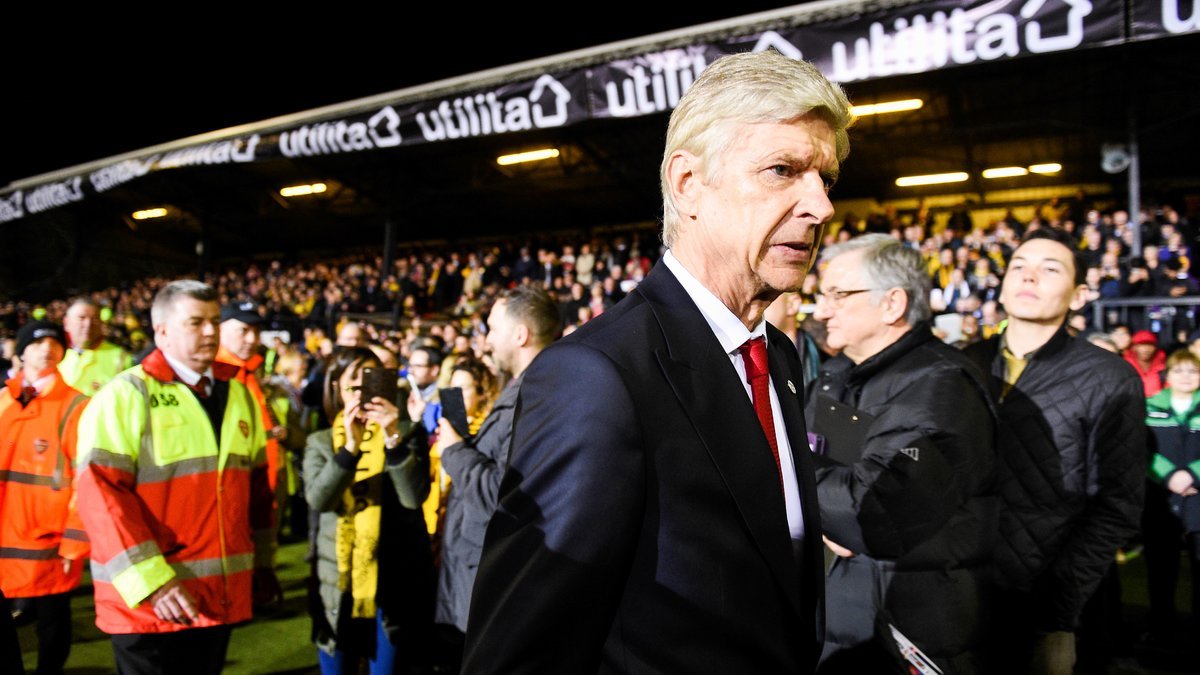 Arsenal : une offre chinoise folle pour Wenger