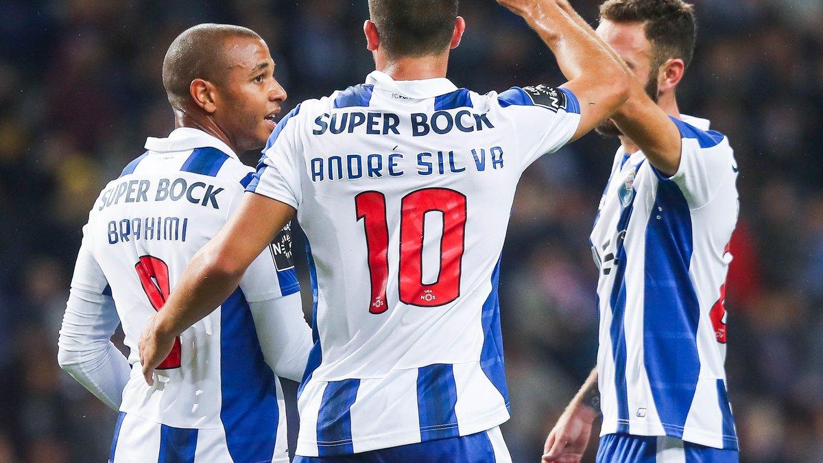 Yacine Brahimi du FC Porto ciblé — Foot Afrique Marseille