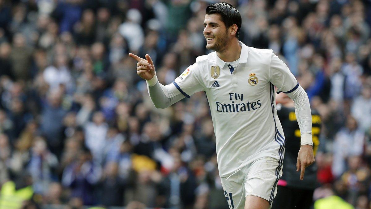 Real Madrid : Rencontre au sommet pour l'avenir de Morata