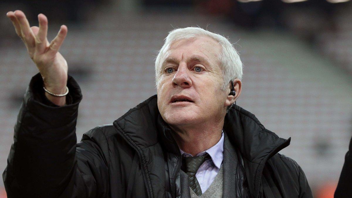 Luis Fernandez s'est retrouvé sans fonction au PSG, signale Le Parisien