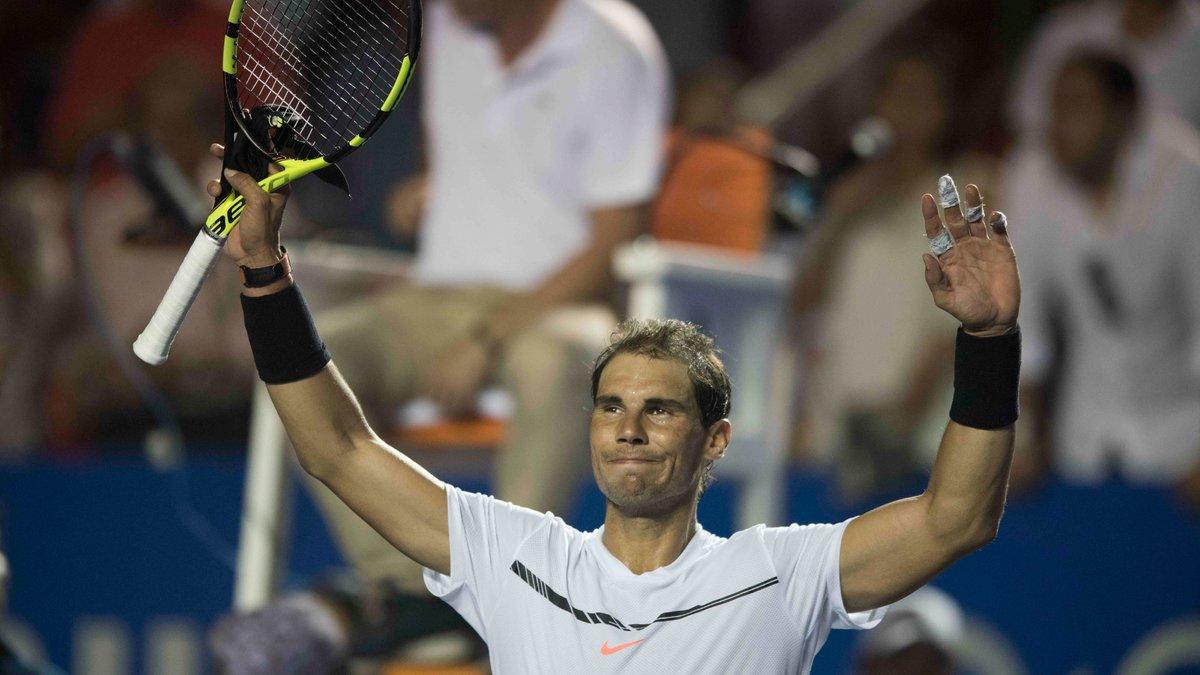 Tournoi ATP à Acapulco: Sam Querrey écoeure Nadal en finale