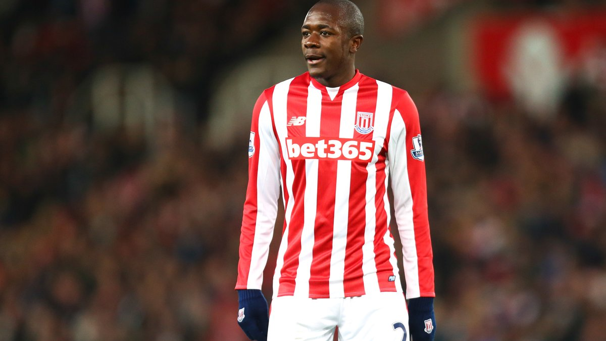 Stoke City : Giannelli Imbula attend