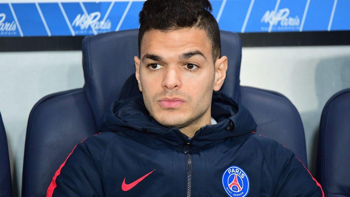 Hatem Ben Arfa envoyé en réserve — PSG