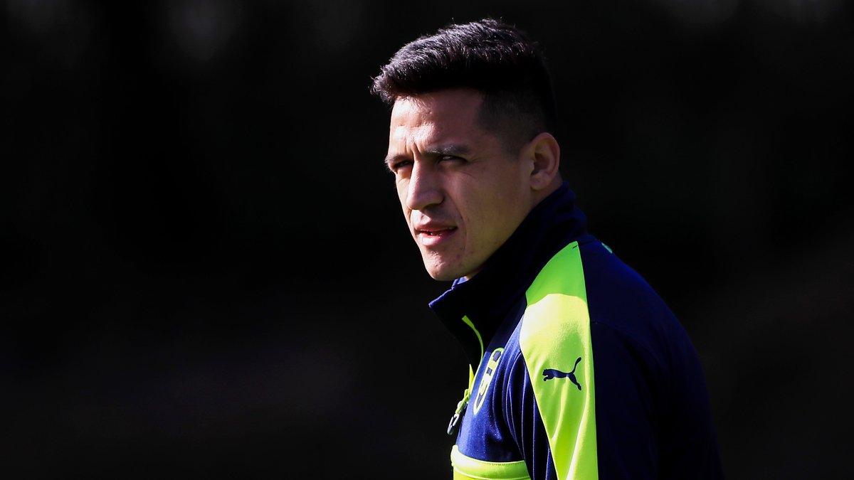 Paris insiste pour Alexis Sanchez, et ça marche — PSG