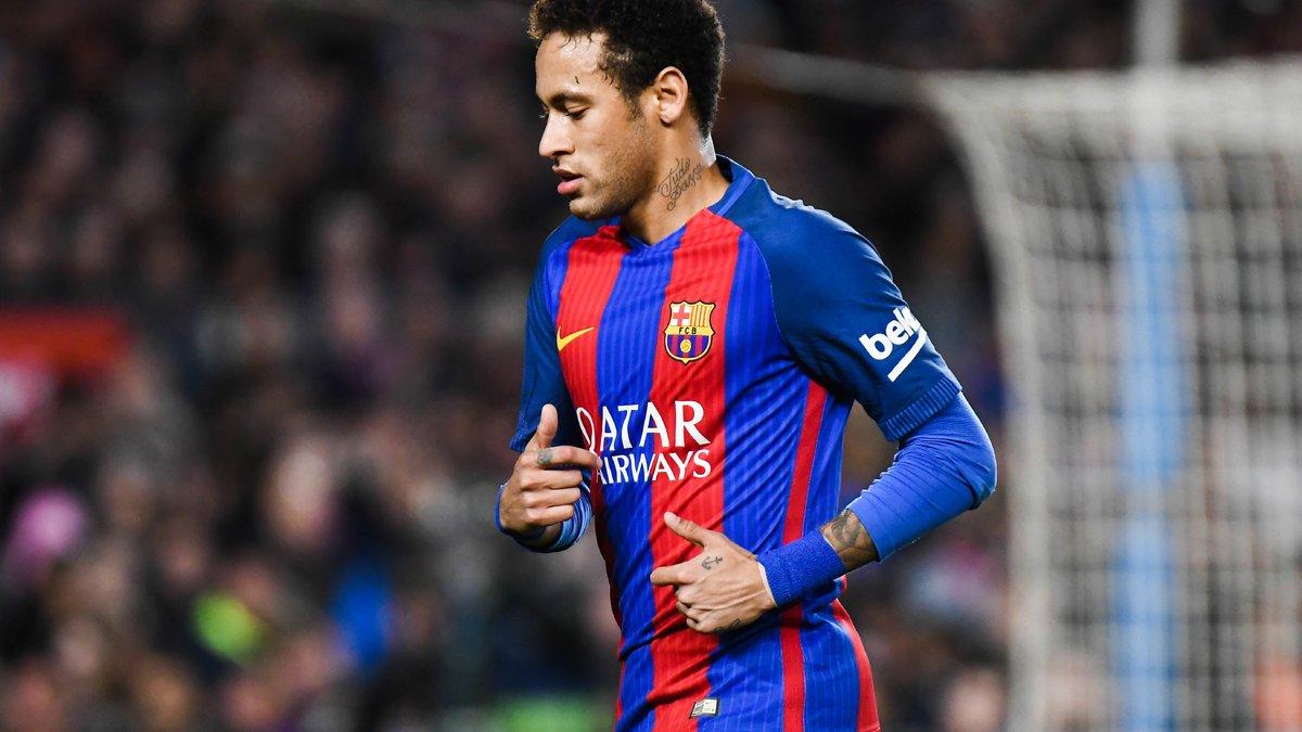 Neymar vraiment intouchable — Barça