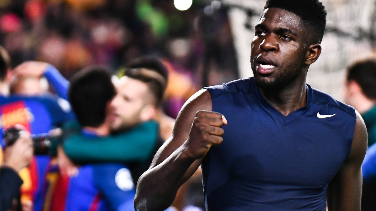 Barça : cette statistique qui en dit long sur l'importance d'Umtiti