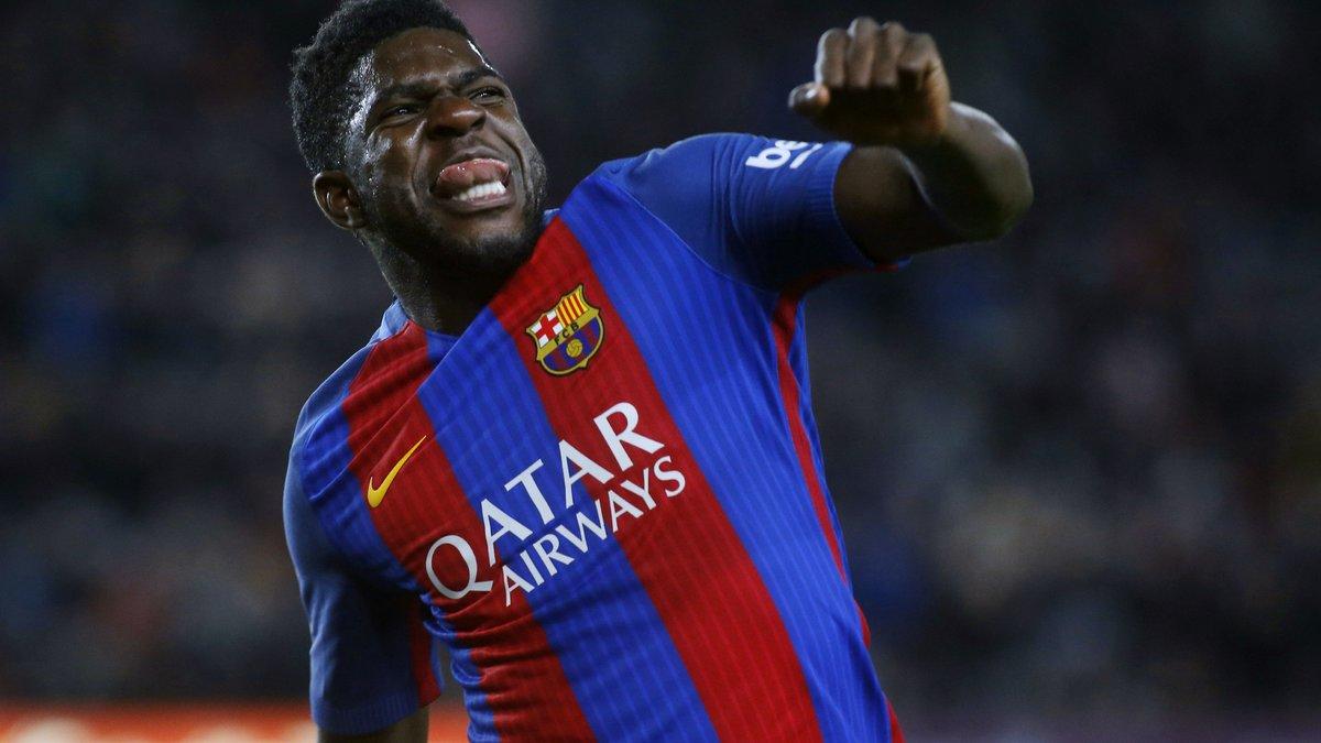 L'énorme stat de Samuel Umtiti, devenu indispensable au Barça