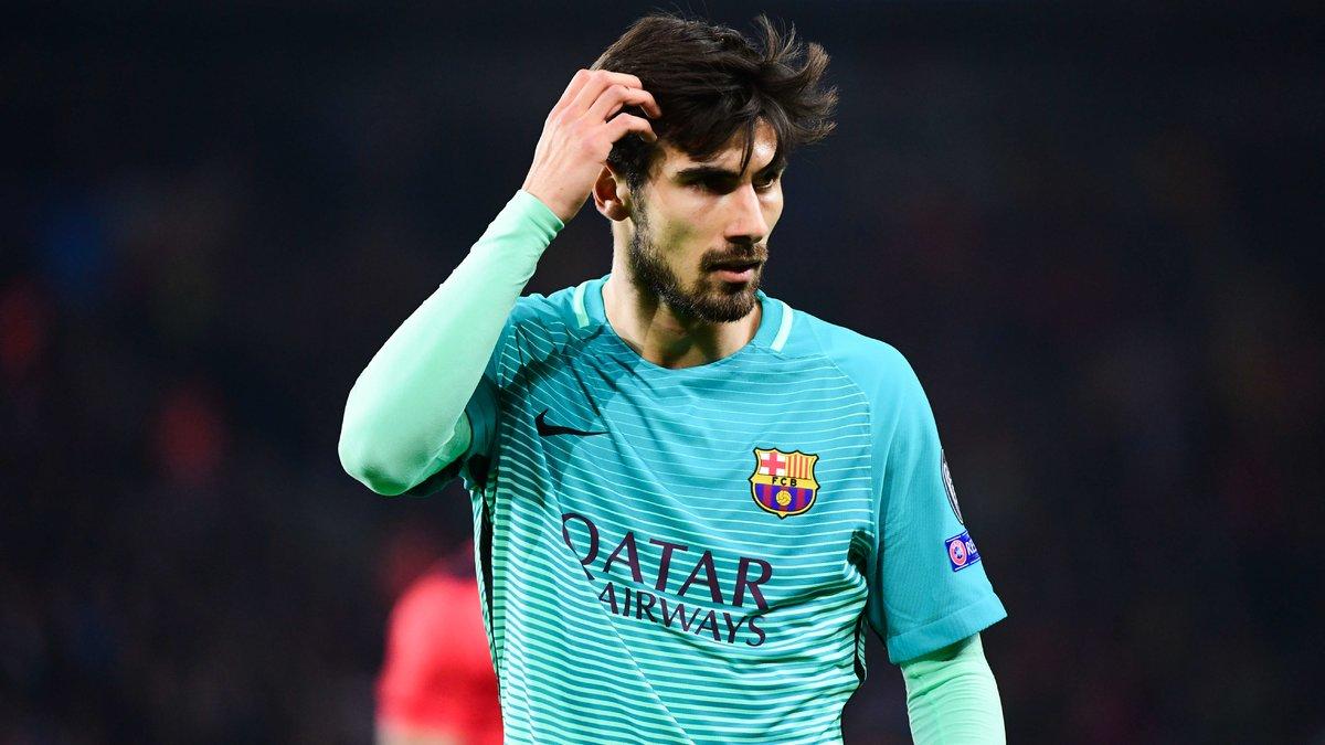 Liga - FC Barcelone : André Gomes et Thomas Vermaelen prêtés en Premier League ?