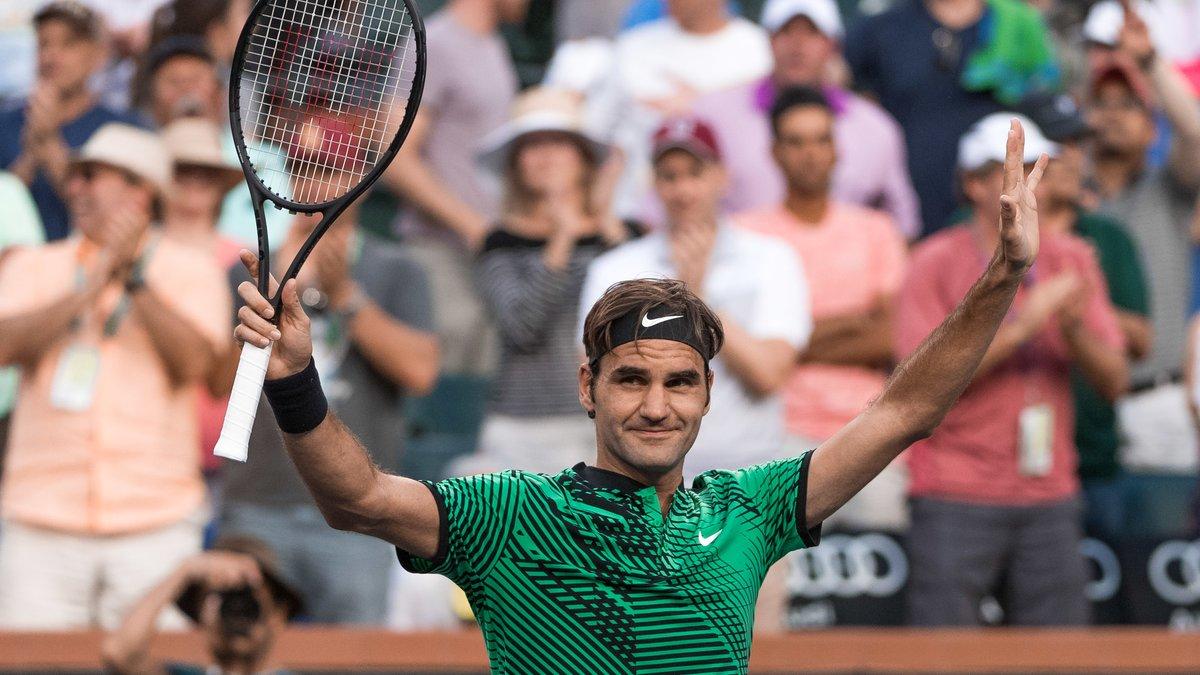 Roger Federer annonce la couleur pour sa saison