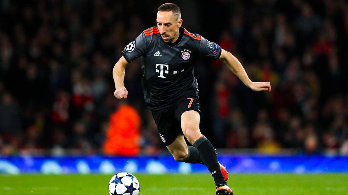 Quand Ribéry aurait pu signer à Chelsea pour 65M€