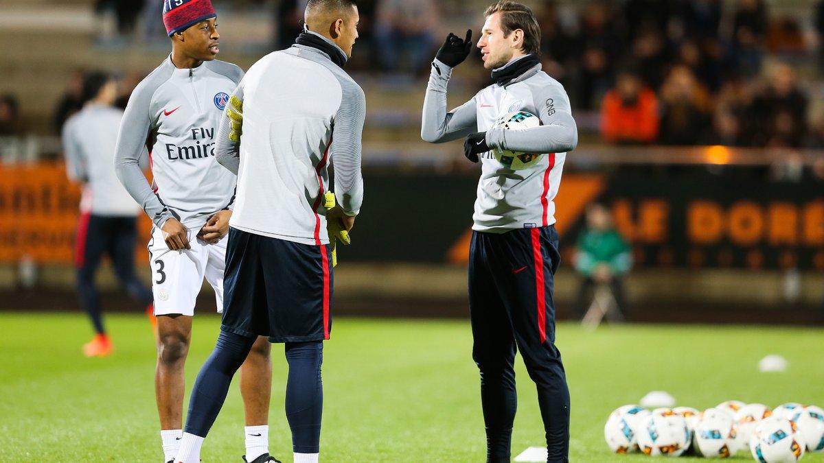 Le ton est monté entre deux joueurs à l'entraînement — PSG