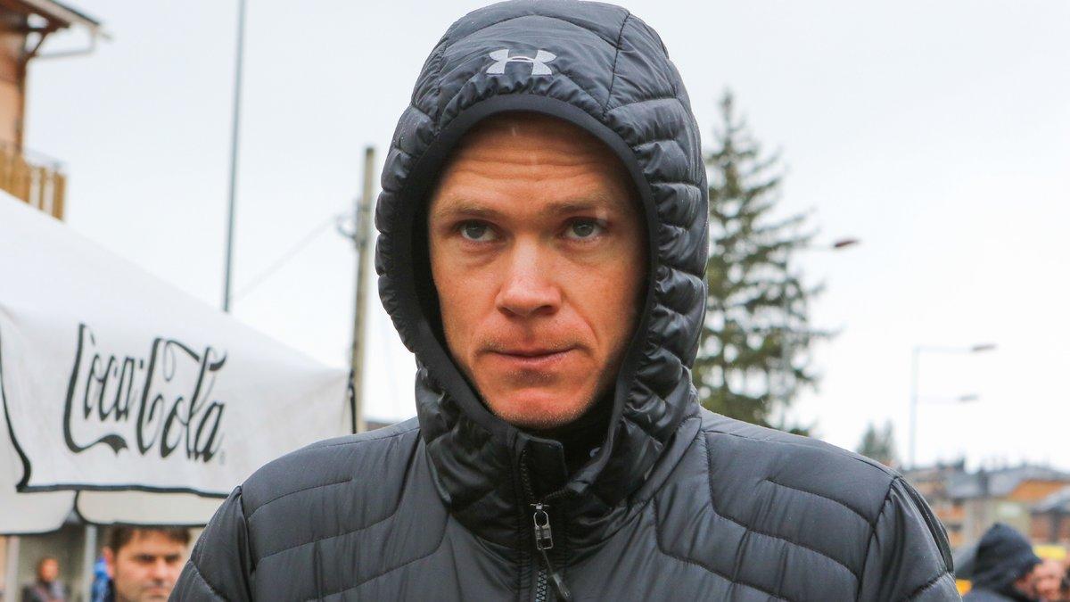 Critérium du Dauphiné : Le Britannique Froome prêt à en découdre