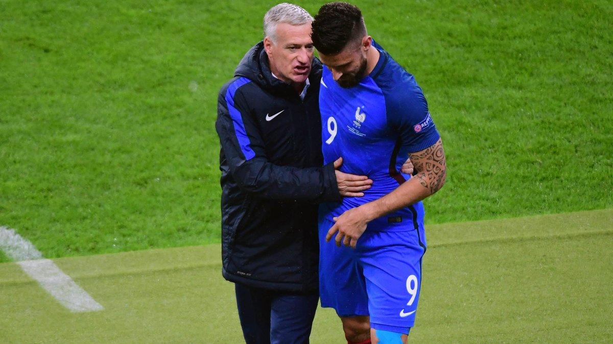 Chelsea : Les confidences de Giroud sur le rôle de Deschamps dans son transfert