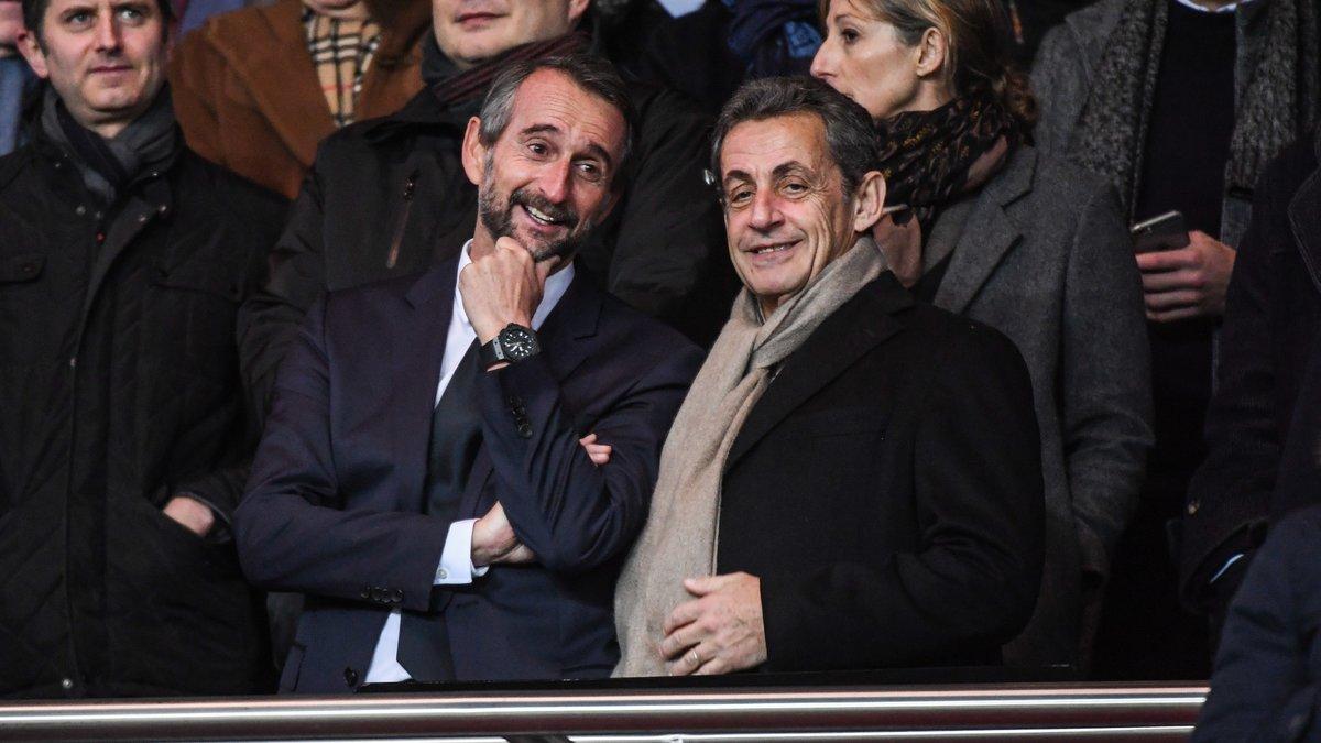 Sarkozy réagit suite à la polémique du Camp Nou — Barça-PSG