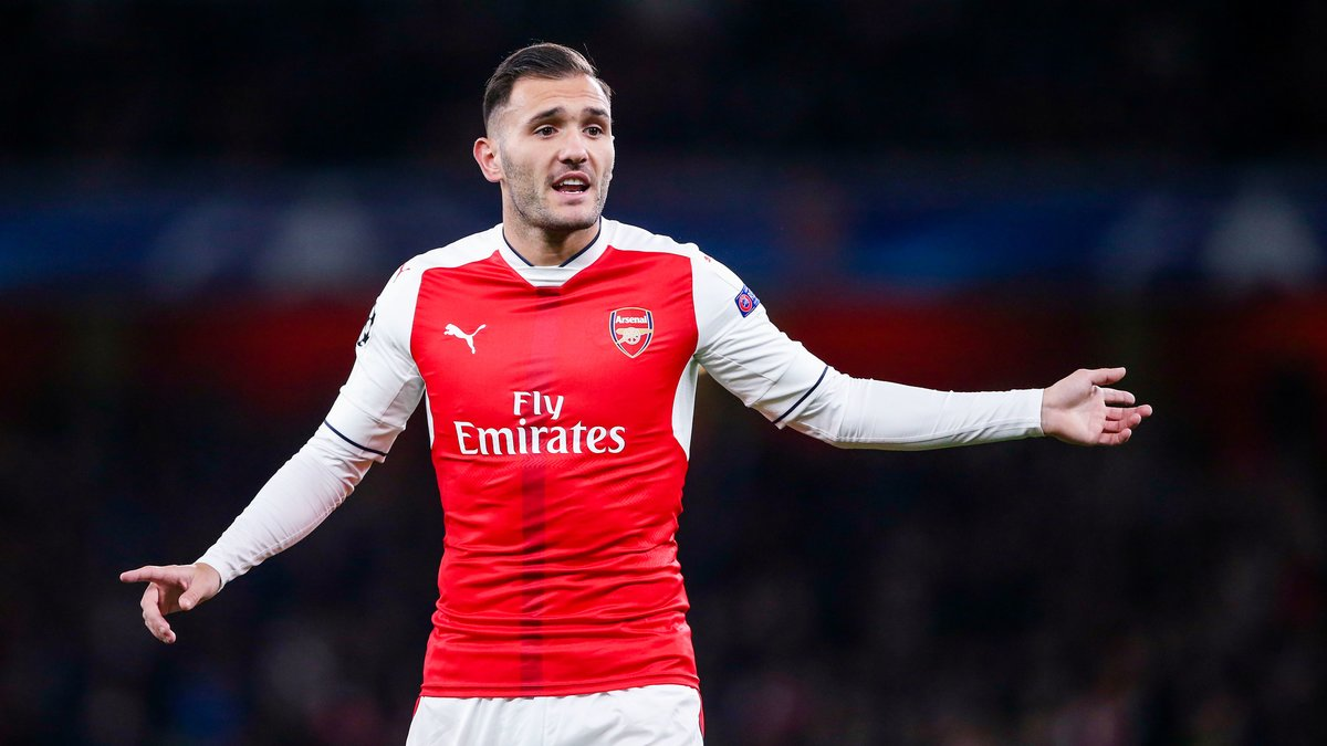 Retour au bercail pour Lucas Pérez — Arsenal
