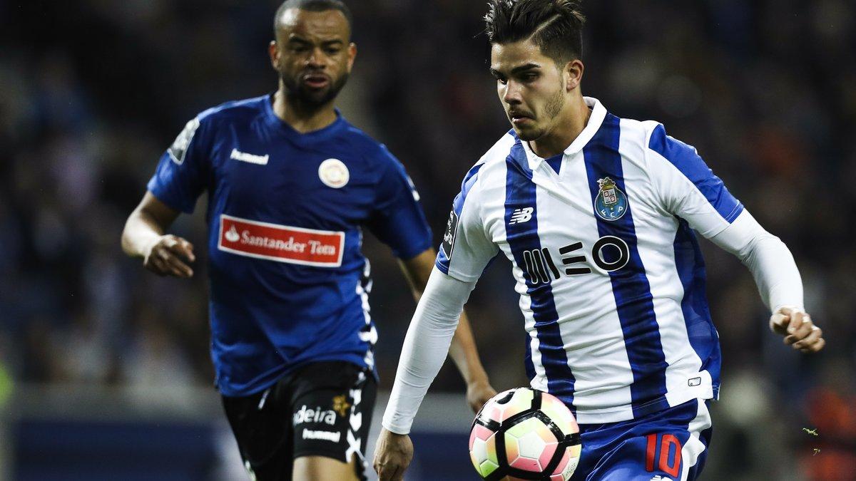 Le PSG et l'OM sur André Silva — Mercato