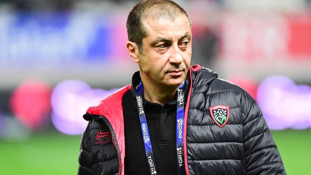 Rugby - Top 14 : La dernière punchline de Mourad Boudjellal