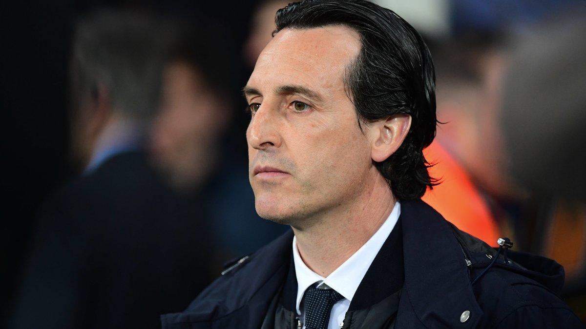 Emery annonce la couleur pour le mercato — PSG