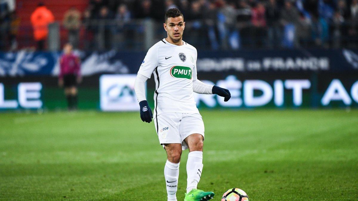Encore écarté au PSG, Hatem Ben Arfa saisit la Ligue