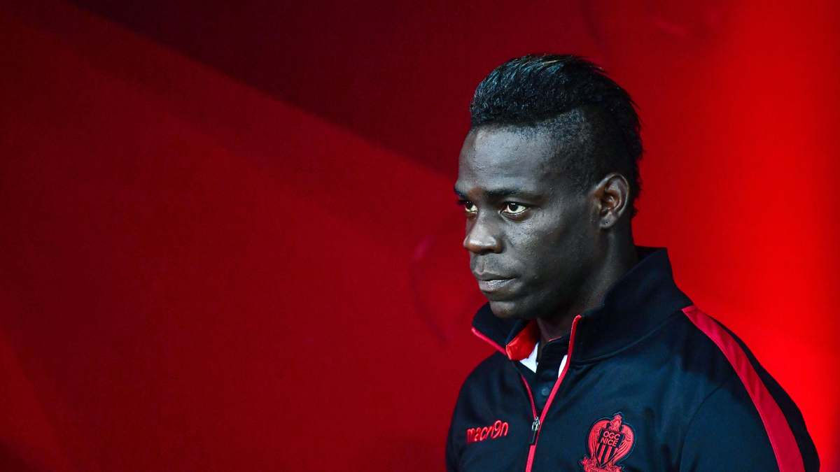 Rivère attend Balotelli à la reprise — Nice