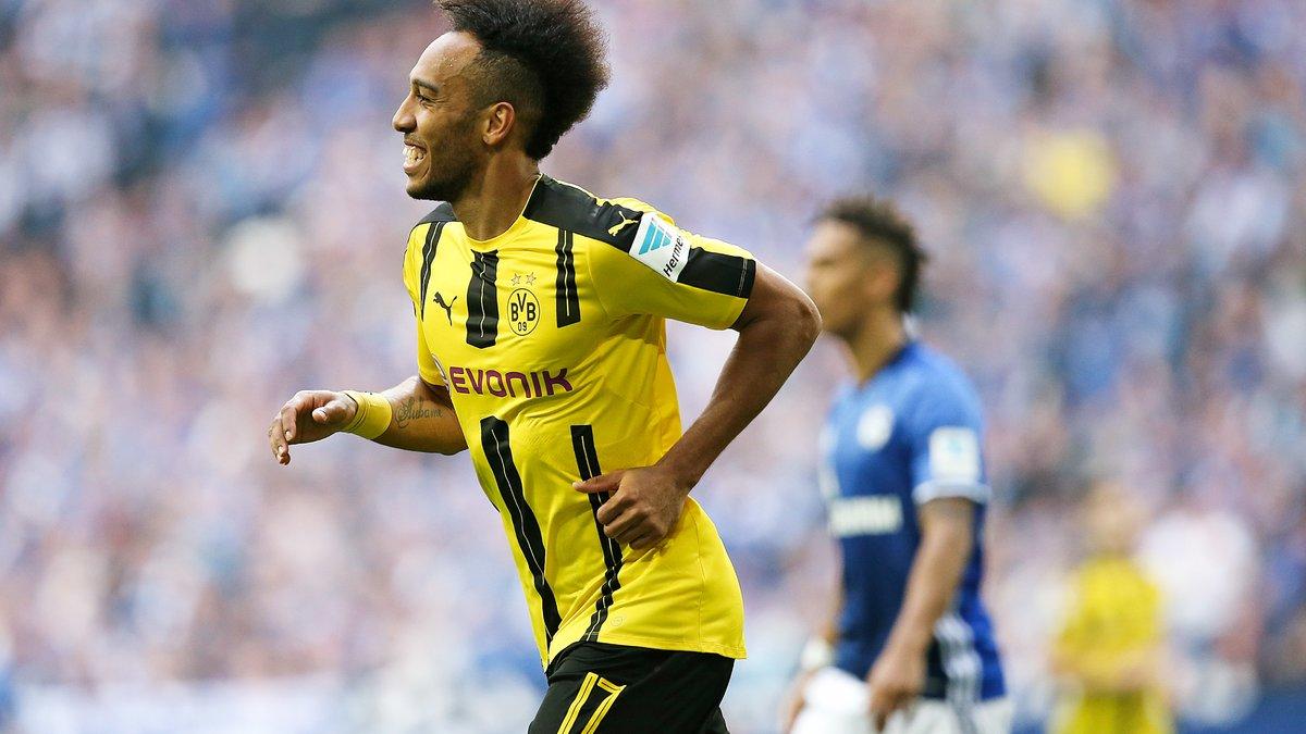 Dortmund: Aubameyang ne veut jouer qu'en Espagne