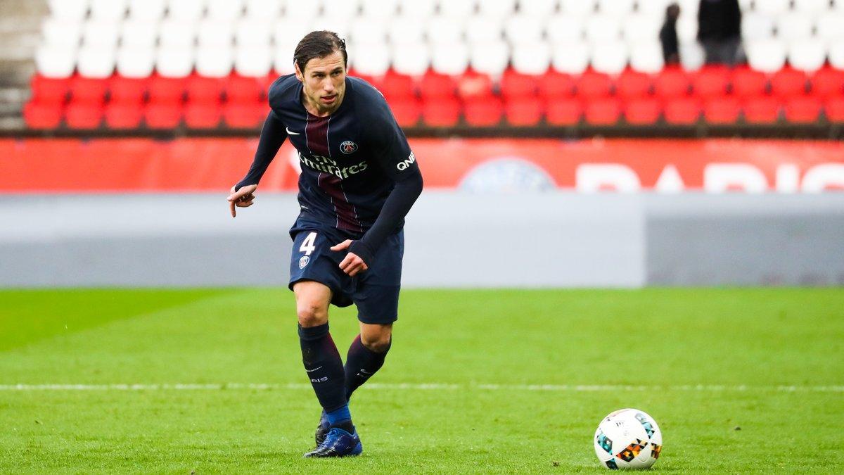 Deux touches en Italie pour Krychowiak — PSG