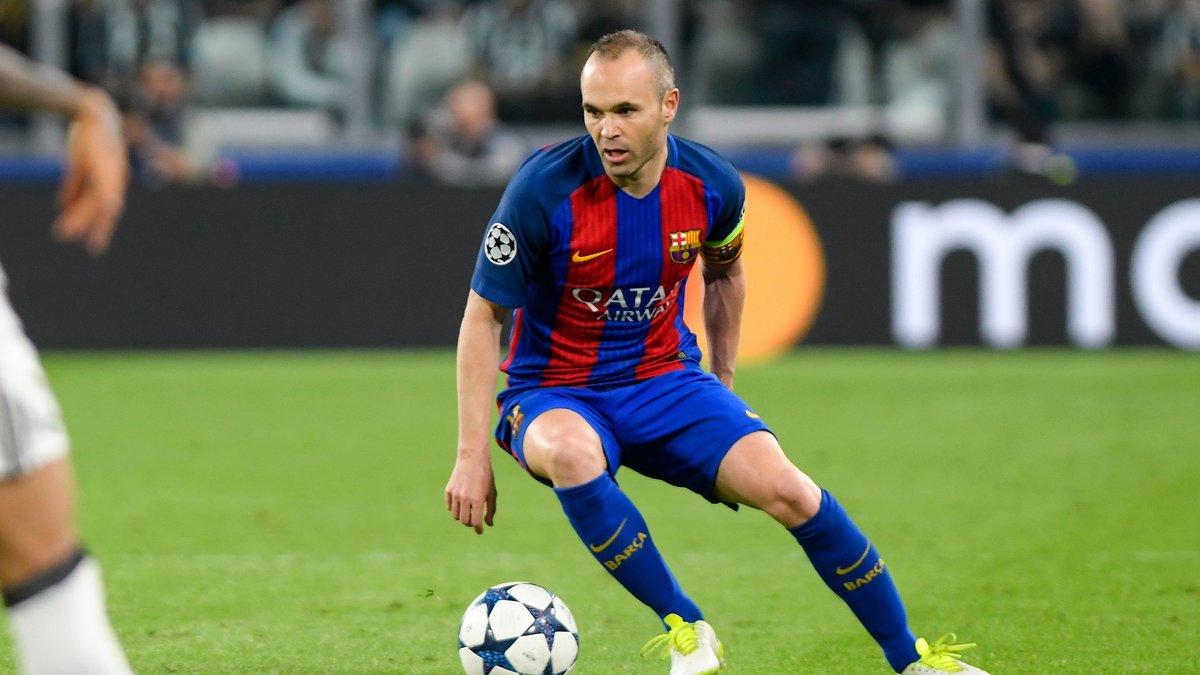 Iniesta hésiterait à prolonger avec le Barça