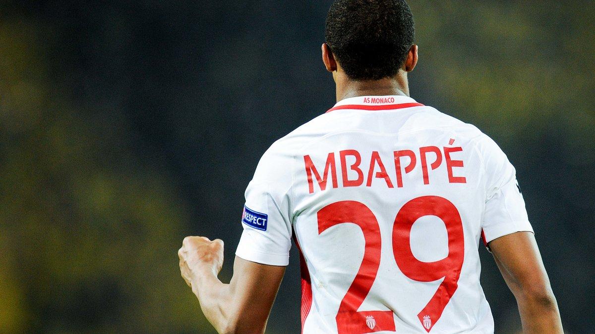 Kylian Mbappé - PES Stats Database