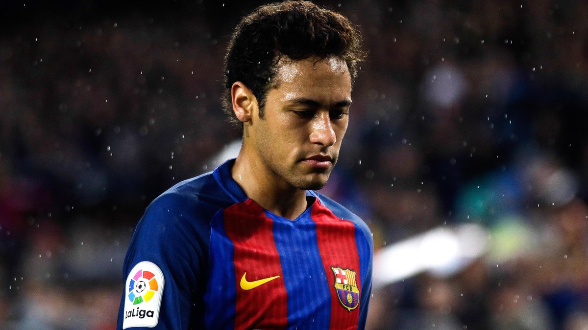 Neymar prêt à larguer le Barça à cause de Messi — Barcelone