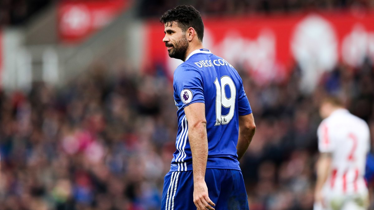 Diego Costa aurait signé un précontrat en Chine — Chelsea