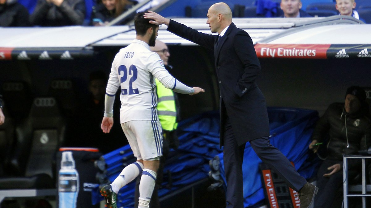Football. Zinedine Zidane va prolonger avec le Real Madrid