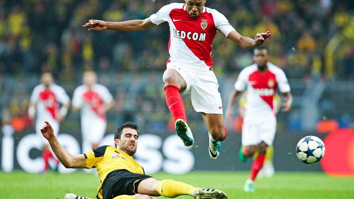 Ligue des champions. Dortmund est arrivé à Monaco sous haute surveillance