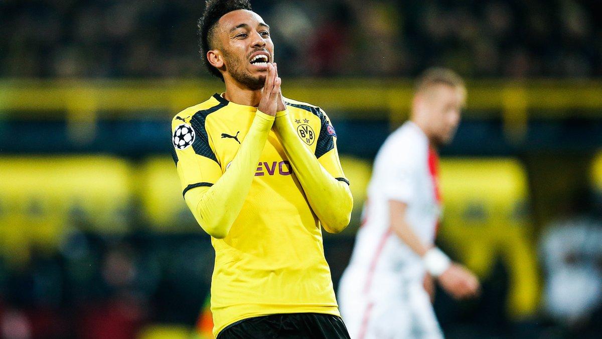 L1 - PSG : Forcing pour Pierre-Emerick Aubameyang (Borussia Dortmund)