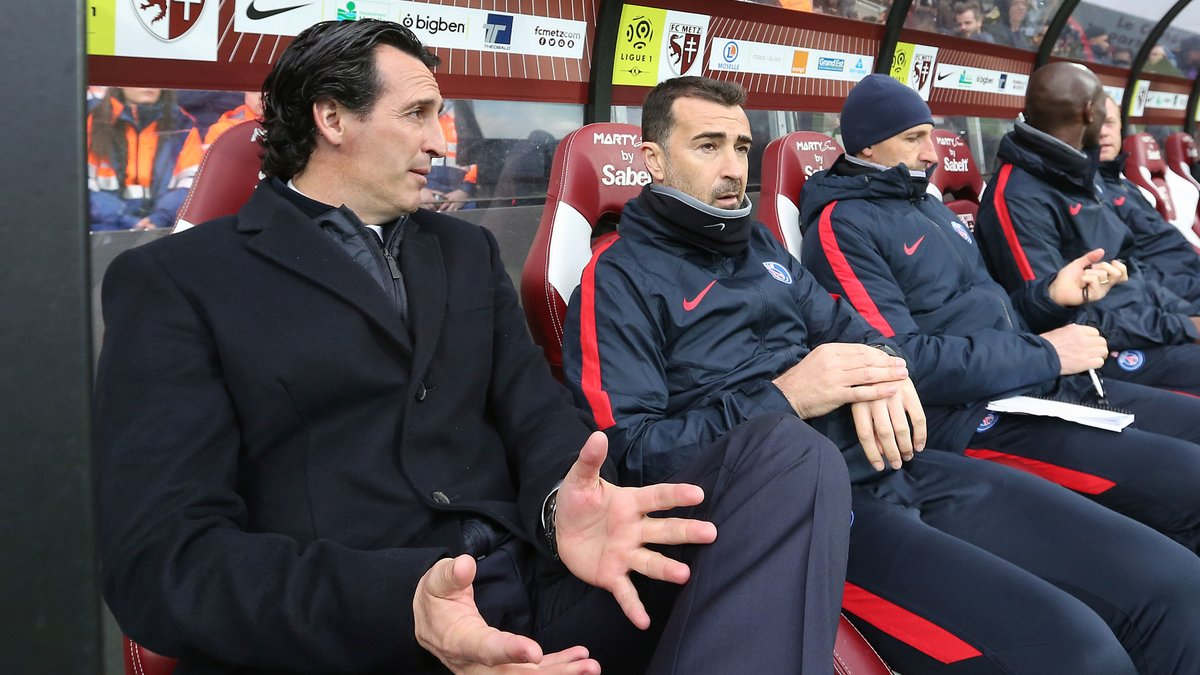 Serie A : Unai Emery aurait donné son accord pour l'AS Roma