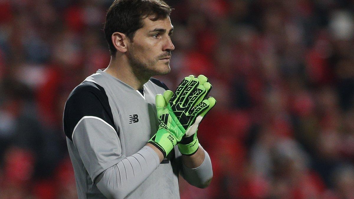 Iker Casillas, première recrue d'Henrique ?