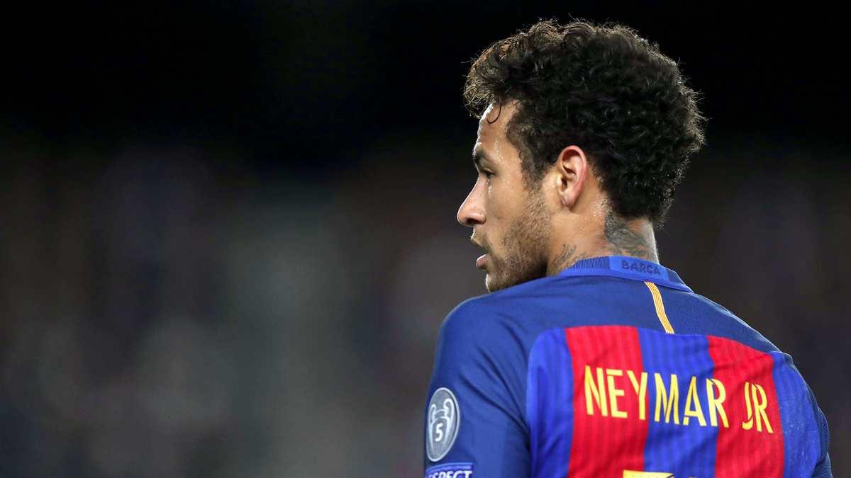 Neymar sera bien suspendu pour le Clasico — Barça