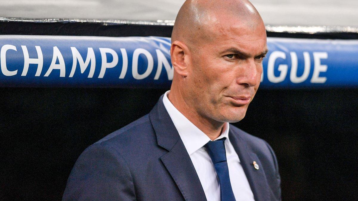 Real Madrid : Un ancien du club évoque sa surprise face à la réussite de Zidane