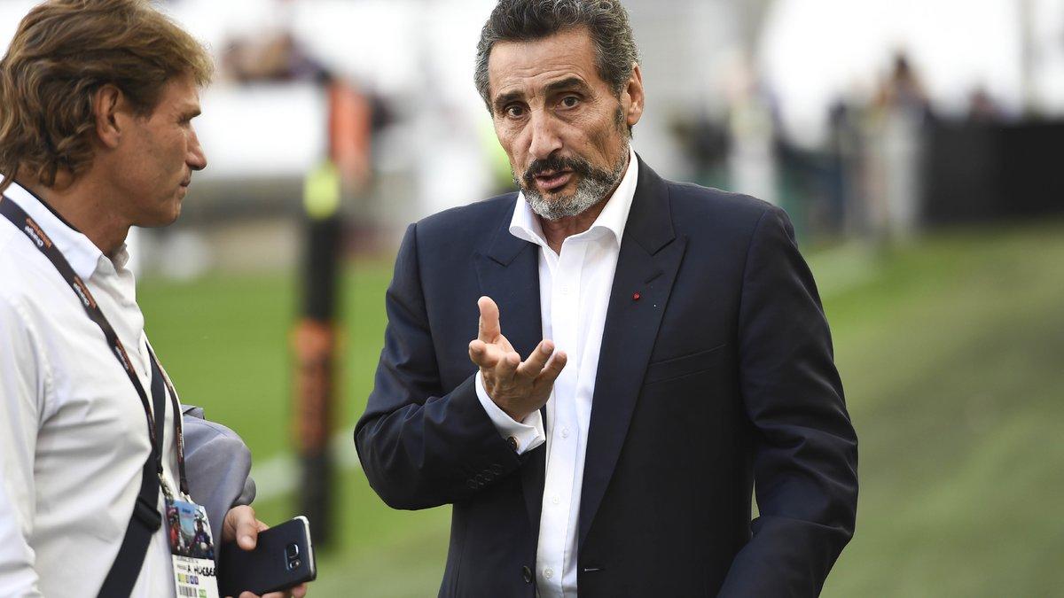 Rugby - Top 14 : Altrad répond aux attaques du coach du Racing 92 !