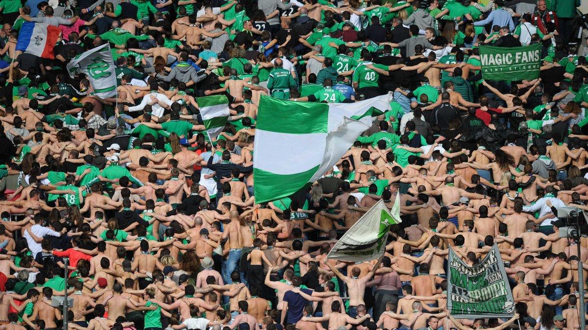 Ligue 1. Saint-Etienne jouera à huis clos contre Rennes