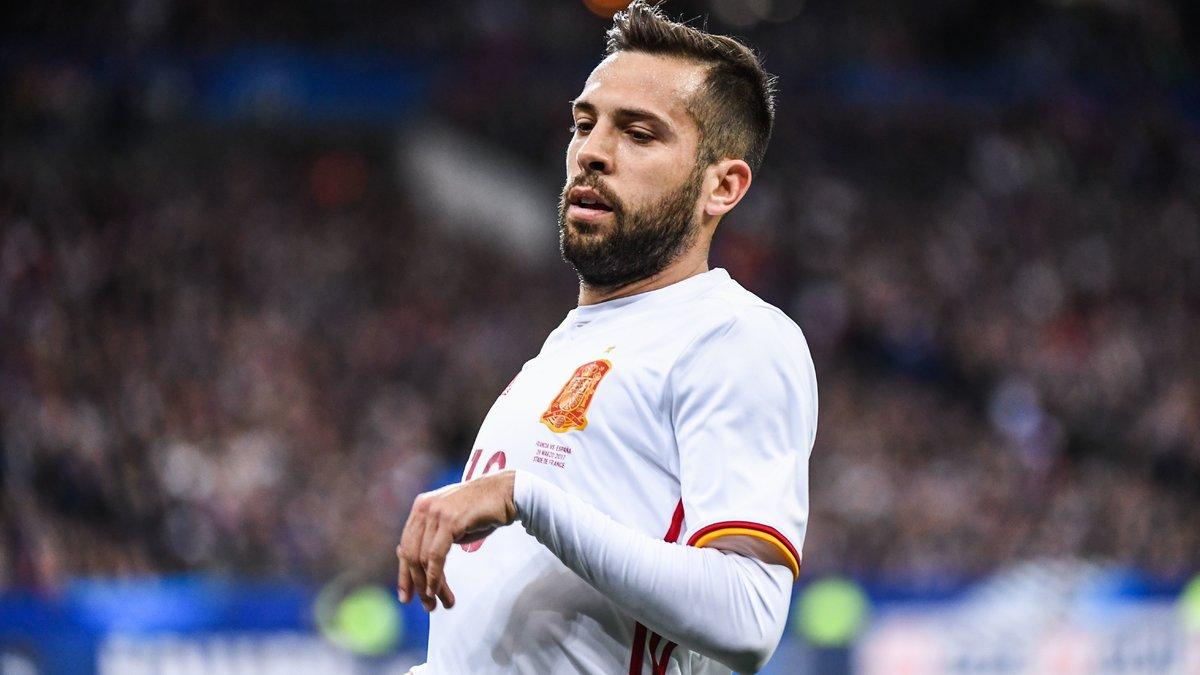 Barça : Ciblé par le PSG, Jordi Alba n'est pas à vendre
