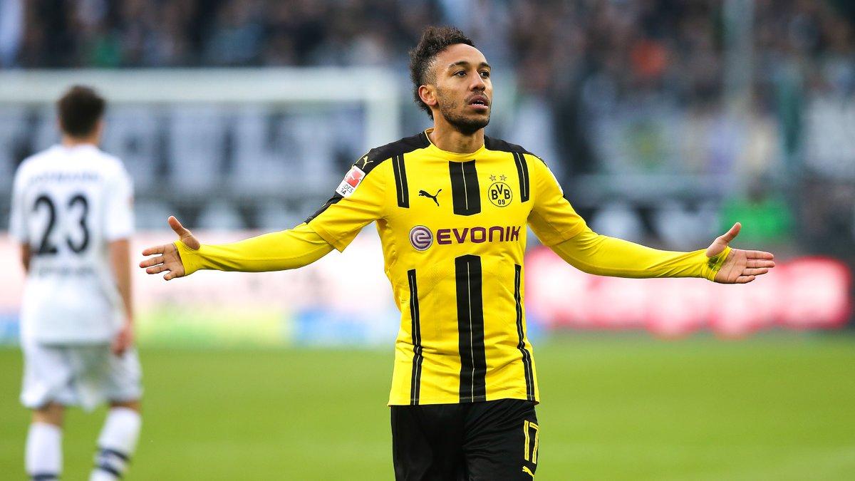 Une annonce sur l'avenir d'Aubameyang — Dortmund